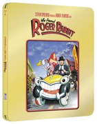 Who Framed Roger Rabbit - Steelbook Exclusivo Edición de Oro
