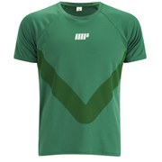 Myprotein Men's Running T-Shirt - Green