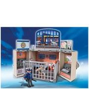 Playmobil Police My Secret Police Station Play Box (5421)