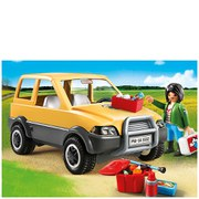 Playmobil Vet Clinic Vet with Car (5532)