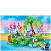 Playmobil Fairies Fairy Island with Jewel Fountain (5444)
