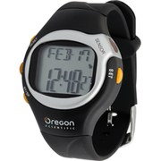 Oregon Scientific Heart Rate Monitor and Watch with Calorie Counter - Black