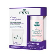 NUXE Créme Prodigieuse Normal Skin Duo Pack With Free Micellar Water (100ml) - 2014