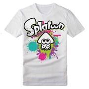 Splatoon T-Shirt - L LWhite