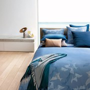 Hugo BOSS Waterwalk Duvet Cover - Blue