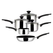 Prestige Everyday 5 Piece Stainless Steel Cookware Set