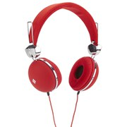 Polaroid Headphones with 4GB MP3 Player Bundle - Red
