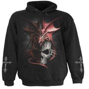 Spiral Men's SERPENT INFECTION Hoody - Black