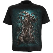 Spiral Men's FOREST REAPER T-Shirt - Black