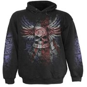 Spiral Men's UNION WRATH Hoody - Black