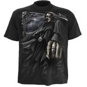 Spiral Men's YOU'RE NEXT T-Shirt - Black
