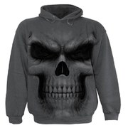 Spiral Men's SHADOW MASTER Hoody - Charcoal