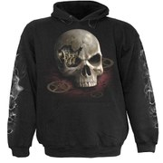 Spiral Men's STEAM PUNK BANDIT Hoody - Black