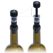 Soiree Home Stop-Air Wine Stopper and Vacuum Preserver