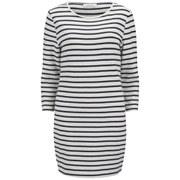 Samsoe & Samsoe Women's Venato Stripe Dress - Sailor