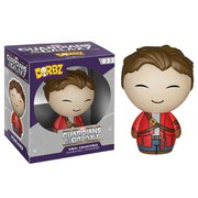 Marvel Guardians of the Galaxy Star-Lord Unmasked Vinyl Sugar Dorbz Figur