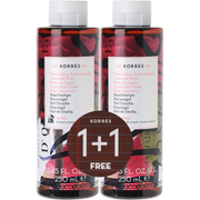 Korres Limited Edition 1 + 1 Japanese Rose Shower Gel 250ml (Worth £16.00)