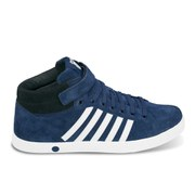 K-Swiss Men's Adcourt 72 High Top Trainers - Mood Indigo