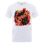 Marvel Avengers Men's Age of Ultron T-Shirt - White
