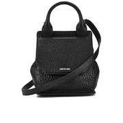 McQ Alexander McQueen Women's Mini Ruin Crossbody Bag - Black