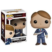 Hannibal Lecter Pop! Vinyl Figure