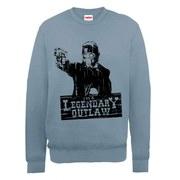 Marvel Guardians of the Galaxy Star-Lord Legendary Outlaw Sweatshirt - Indigo Blue