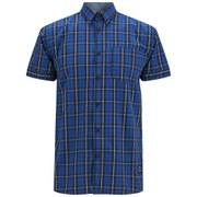 Jack & Jones Men's Roy Shirt - Turkish Sea