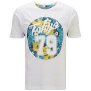 Tokyo Tigers Men's Monchy Printed T-Shirt - White