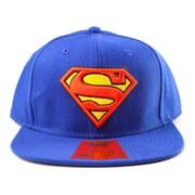 DC Comics Superman Caped Snapback Baseball Cap