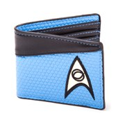 Star Trek Into Darkness Science Logo Bi-Fold Wallet