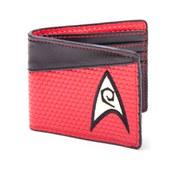 Star Trek Into Darkness Engineering Logo Bi-Fold Wallet