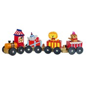 Orange Tree Toys Circus Animal Train