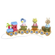 Orange Tree Toys Peter Rabbit Puzzle Train