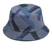 Herschel Supply Co.  Lake Reversible Bucket Hat - Navy Portal/Navy
