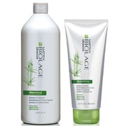 Matrix Biolage Fiberstrong Shampoo and Conditioner (1000ml and 200ml)