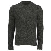 Belstaff Men's Ferndale Crew Neck Knitted Jumper - Green