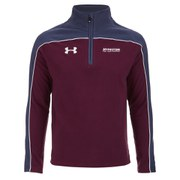 Under Armour Legend Men's 1/4 Zip Fleece, Maroon