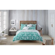 Sheridan Coral Reef Quilt Cover - Green