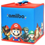amiibo 8 Figure Travel Case (Mario & Friends)