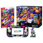 SplatoonWii U Premium + Inkling Boy amiibo Pack