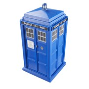 Doctor Who Spin and Fly Tardis