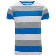 Jack & Jones Men's Core Ken Crew Neck T-Shirt - Imperial Blue