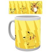 Pokémon Pikachu Evolve - Mug