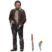 The Walking Dead Series 8 Rick Grimes 8 Inch Action Figure