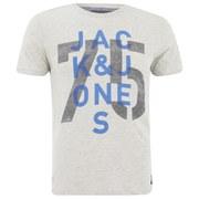 Jack & Jones Men's Core Every T-Shirt - Treated White