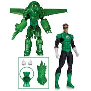 DC Comics Icons Deluxe Actionfigur Green Lantern Hal Jordan (Dark Days)