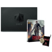 Cops ZBOX / Dredd Steelbook - June