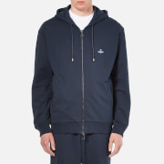 Vivienne Westwood MAN Men's Classic Zip-Up Hoody - Navy