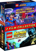 LEGO Double: Justice League Vs. Bizarro & LEGO Batman
