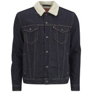 Levi's Men's Trucker Jacket - Blue